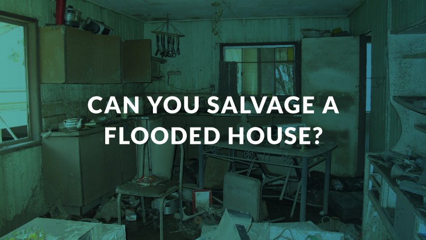 Can You Salvage a Flooded House?